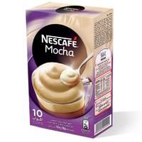 Nescafe Mocha Instant Foaming Mix 18g x10 Sticks