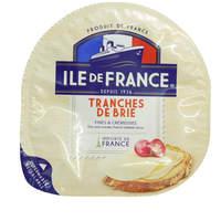 Ile De France Tranches De Brie 150g