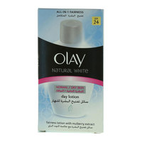 Olay Natural White Day Lotion Spf24 75ml