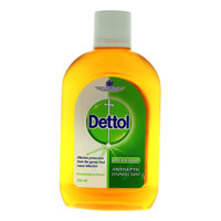 Dettol Anti Bacterial Antiseptic Disinfectant 250ml