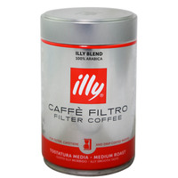 illy Filter Ground Coffee 250g