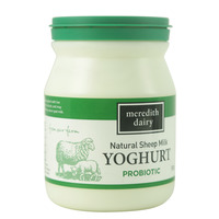 Meredith Dairy Natural Sheep Milk Yoghurt Probiotic 500g