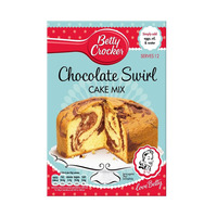 Betty Crocker Chocolate Swirl Cake Mix 425 g