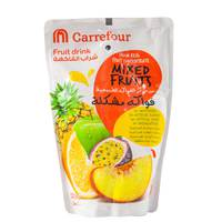Carrefour Fruit Drink Mixed Fruit 200ml