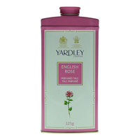 Yardley English Rose Perfumed Talc 125 g