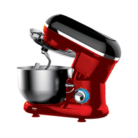 Campomatic Kitchen Machine KM1200R Red