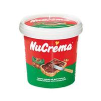 Nucrema Cocoa Hazelnut Spread Plastic Jar 200GR