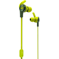 Monster Earphone ISPRT With Mic Green