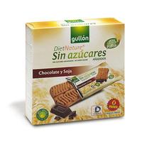 Gullon Diet Nature Biscuit & Chocolate Soja Sugar Free 144GR