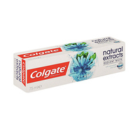 Colgate Tooth Paste Natural Extracts Radiant White With Seaweed Salt 75ML