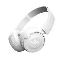 JBL Bluetooth Headphone T450BT White