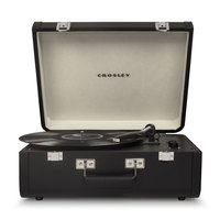 Crosley Portfolio Portable Bluetooth Turntable CR6252A Black
