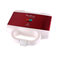 Moulinex Sandwich Maker SM1568 700 Watt Red