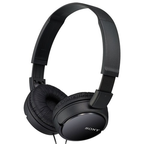 Sony-Headphone-MDR-ZX110LP-Black