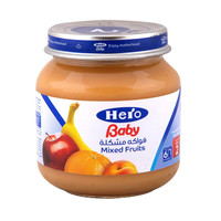 Hero Baby Mixed Fruits 125 g