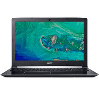 "Acer Notebook Aspire 5 i7-7006 8GB RAM 1TB Hard Disk 2GB Graphic Card 15.6"" Black"