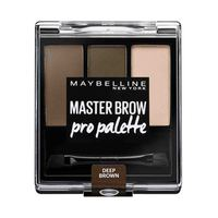 Maybelline New York  - Brow Drama ® Pro Palette 3 Soft Brown