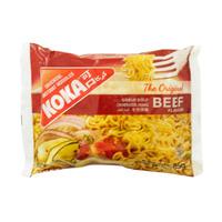 Koka Oriental Instant Noodles Beef Flavor Noodles 85g