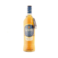 Grant's Ginger Ale Cask Finish Scotch Whisky 40% Alcohol 75CL