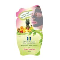 Beauty Secrets Facial Mud Mask Natural With Fruit Nectar