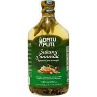 Datu Puti Sukang Sinamak Spiced Cane Vinegar 375ml