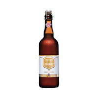 Chimay Gold Beer 5 Cents 8% Alcohol 75 CL