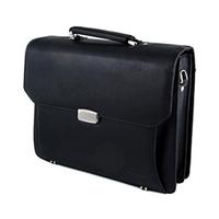 Toshiba Leather Case 13 Inch, 1 Inch Black