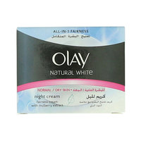 Olay Natural White Night Cream 50 g
