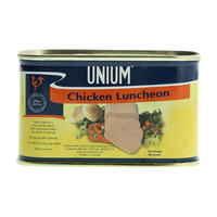 Unium Chicken Luncheon 200g