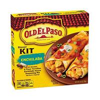 Old El Paso Enchilada Dinner