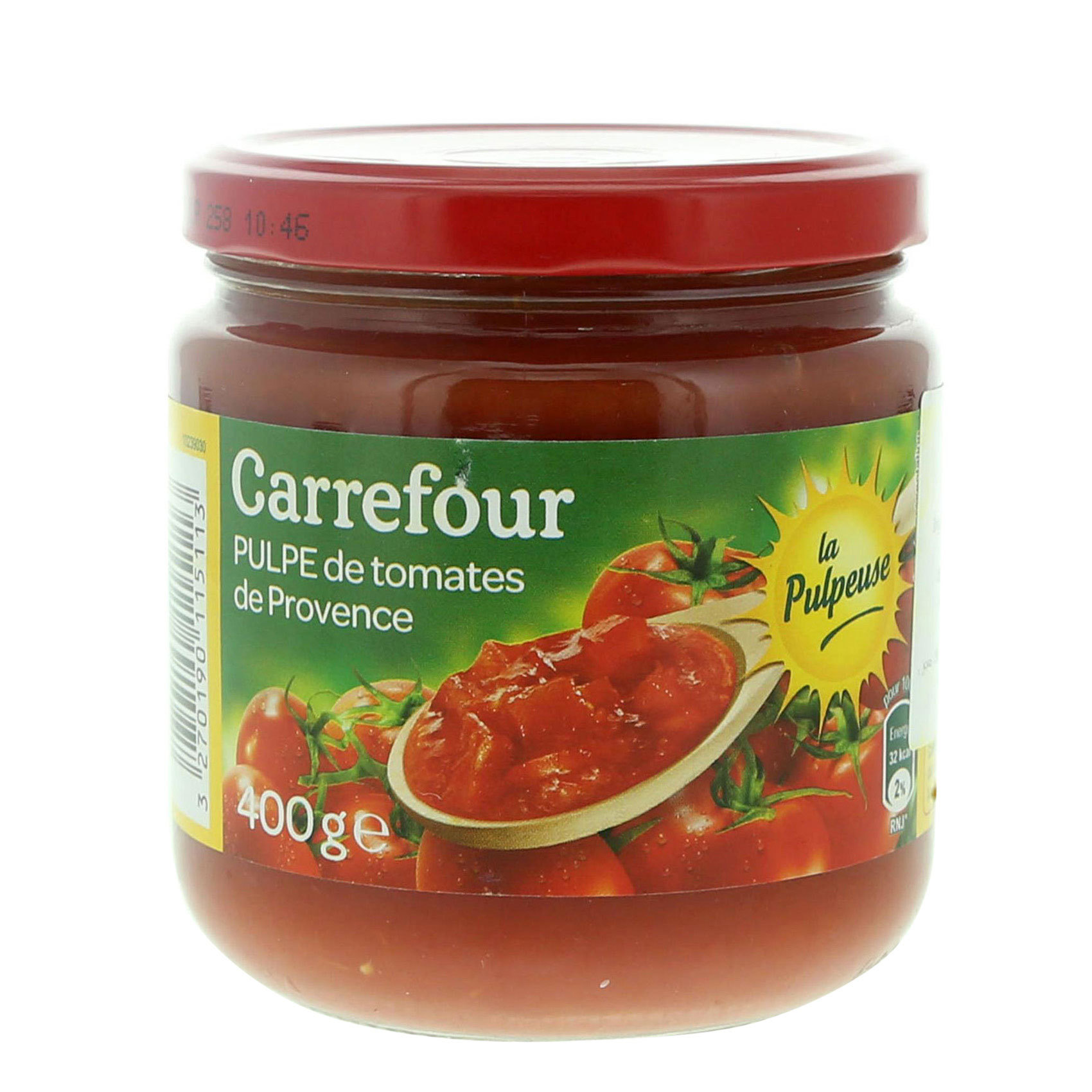 CRF CRUSHED TOMATO 400G