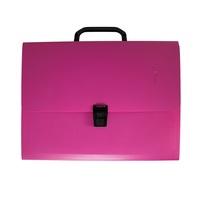 بيندر ماكس حقيبة تخزين بلاستيك قابلة للتمدد لورق A4