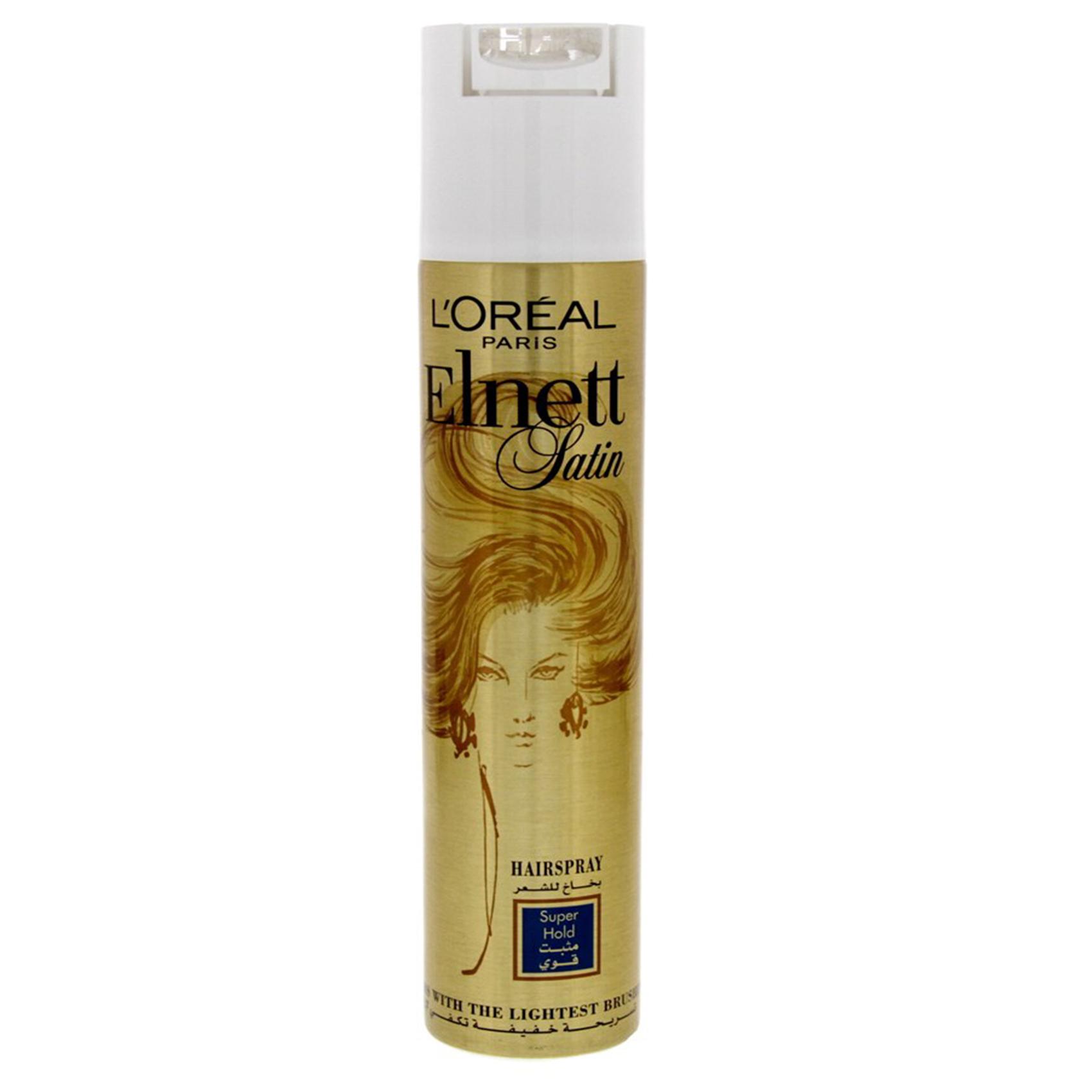 ELNETT HAIR SPRAY SUPER HOLD 70ML