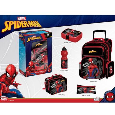 Spider-Man-Value-Pack-Set-1