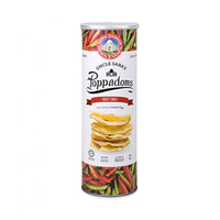Uncle Saba's Poppadoms Chips Sweet Chilli 70GR