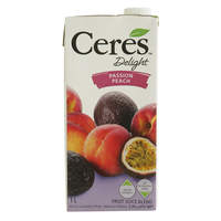 Ceres Delight Passion Peach Fruit Juice Blend 1L