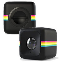 Polaroid Action Camera Cube Black