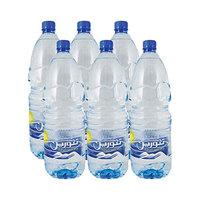 Tannourine Mineral Water Plastic Bottle 2L X6