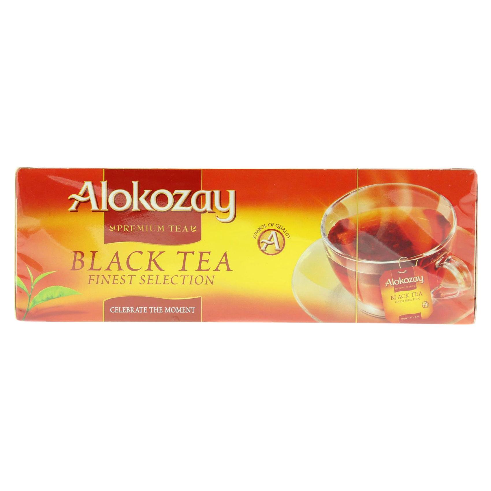 ALOKOZAY BLACK TEA PREMIUM 100'S