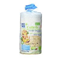 Probios Organic Gulten Free Rice Cakes No Salt 100 Gram
