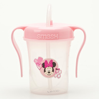 Disney Smash-Sipper Cup with Straw Minnie