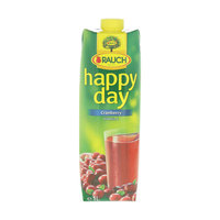 Rauch Happy Day Cranberry Juice 1L