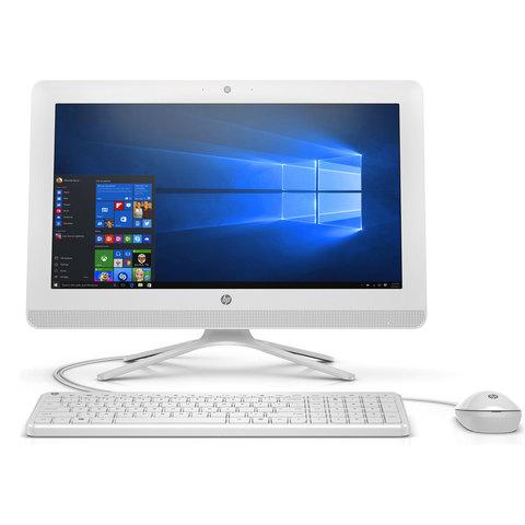 "HP-All-in-One-PC-20-C040-i3-6100,4GB-RAM,1TB-Hard-Disk,19.5""-White"