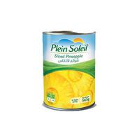 Plein Soleil Sliced Pineapple 565GR