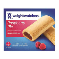 Weight Watchers Raspberry Pie Bar 240g