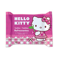 Disney Hello Kitty Wipes Assorted 10 Sheets