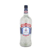Poliakov Premium 37.5% Alcohol Vodka 1.5L