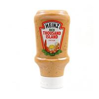 Heinz Thousand Island Sauce 400ML -25% Off