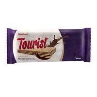 Tourist Wafer Filled With Chocolate Cream - 7 Pieces