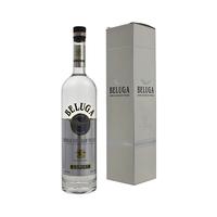 Beluga Noble Russian Vodka 40%V Alcohol 150CL